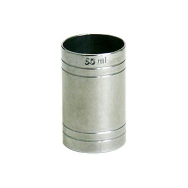 Иноксова мярка за алкохол 50 мл
