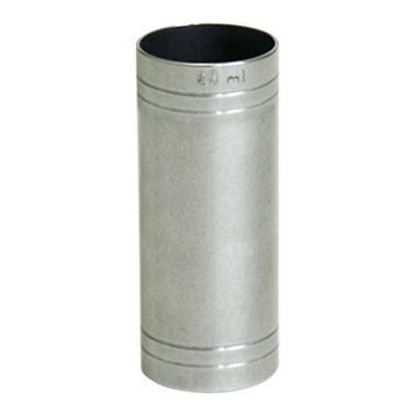 Иноксова мярка за алкохол 80 мл