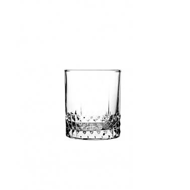 Стъклена чаша за уиски / алкохол 230мл КАСТАЛИЯ 93401