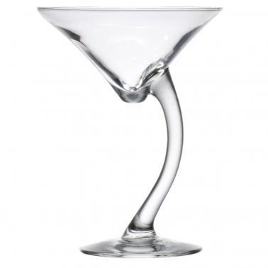 Стъклена чаша за коктейли / мартини 200мл BRAVURA 7700