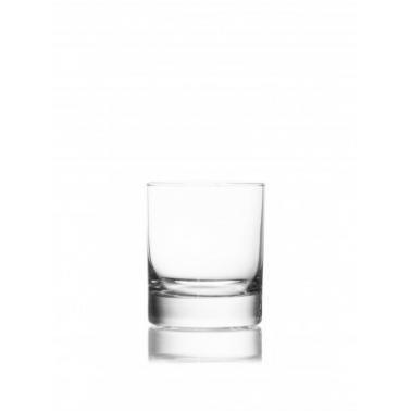 Стъклена чаша за уиски / алкохол  220мл КРОНОС 93100