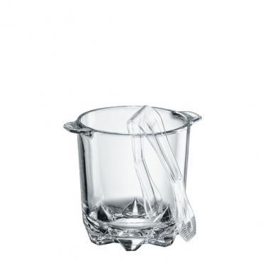 Стъклен съд за лед КРОНОС 9516 POLKA