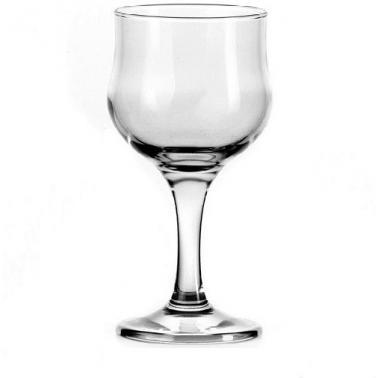 Стъклена чаша за вино 300мл КРОНОС 91504 - ARIADNE 44162
