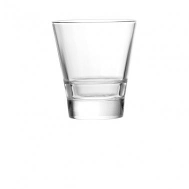 Стъклена чаша за уиски / алкохол 270мл КРОНОС 53070 ОКСФОРД
