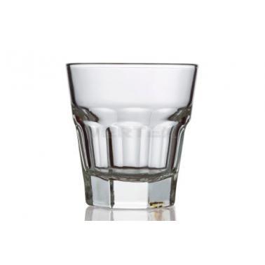 Стъклена чаша за ракия / алкохол 140мл КРОНОС - МАРОКО 54047 / 210352