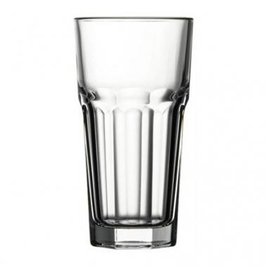 Стъклена чаша за вода / безалкохолни напитки  285мл  КРОНОС - МАРОКО 51032 / 52703