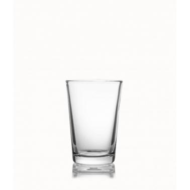 Стъклена чаша за вода / безалкохолни напитки 190мл КРОНОС 54173