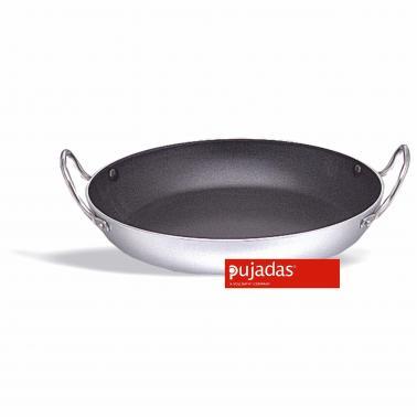 Алуминиева тава  за паеля ф40см h6,5см  - Pujadas