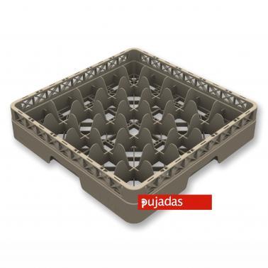 Кошница за съдомиялна за 25бр чаши, max ф89мм - Pujadas