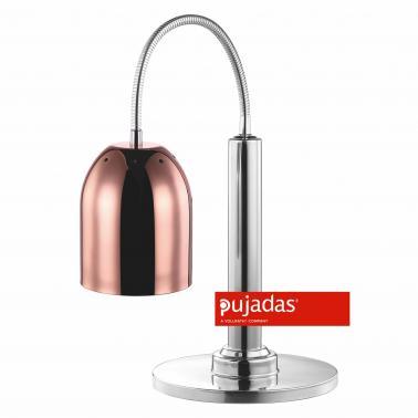 Отопляема лампа мед, ф24см, 230W, h60 без крушка, флексибъл - Pujadas