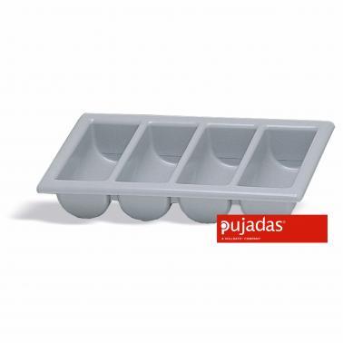 Полипропиленов разделител за прибори 1/1 , 53х32,5х10см - Pujadas