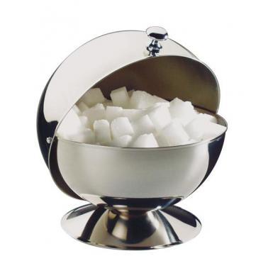 Иноксова захарница ф13,5см  h15см - APS