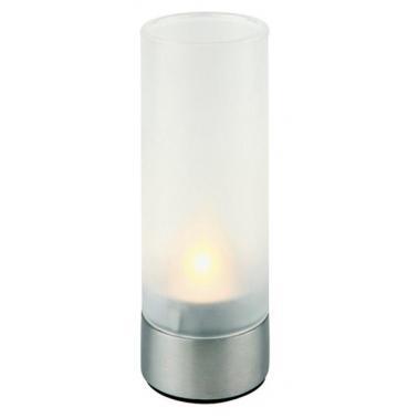Иноксов свещник  ф5см  h15см - APS