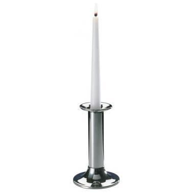 Иноксов свещник ф10см  h16см - APS