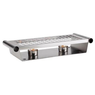 Иноксова плоча за нагряване 34х18см - APS