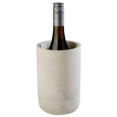 Каменен  охладител за бутилка ф12/10см  h19см ELEMENT - APS