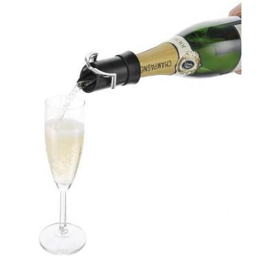 Пластмасова тапа за шампанско 5х5см - APS