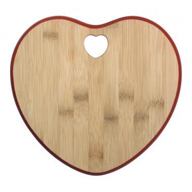 Бамбукова дъска за рязане  сърце AMORE - Richardson Sheffield