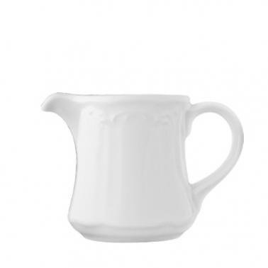 Порцеланова каничка за мляко 300мл BELLEVUE - Lilien