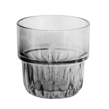 Стъклена чаша за алкохол / аперитив средна 260мл  ф8.2х8.5см FOXY FUME - (BMF5008-2) - Horecano