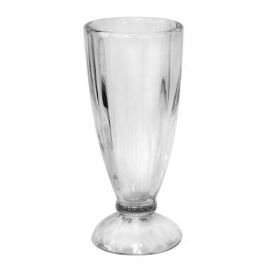 Стъклена чаша за коктейли ф8х18.5см FOXY - (HC-931065) - Horecano