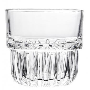 Стъклена чаша за алкохол / аперитив ниска 160мл  ф7х7.5см FOXY - (BM5008-1) - Horecano