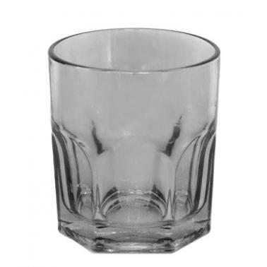 Стъклена чаша за алкохол / аперитив  ниска 200мл  ф7.5х7.8см  HELLA FUME-(BM5007-1) - Horecano