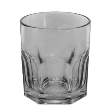 Стъклена чаша за алкохол / аперитив средна 300мл ф8.5х9.5см  HELLA FUME-(BM5007-2) - Horecano