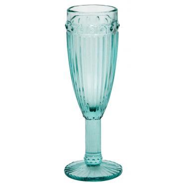 Стъклена чаша за пенливи вина 175мл ф6х20см  VINTAGE GREEN (0193698) - Horecano