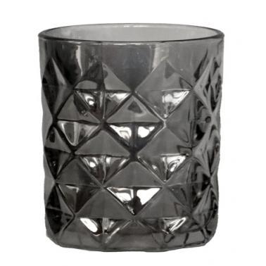 Стъклена чаша за алкохол / аперитив ниска ф8.3х10см WICKED-(HC-931054) - Horecano