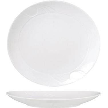 Порцеланова чиния за стек ф29см KARIZMA (KZM 29 IZ)ГП  - Gural Porselen