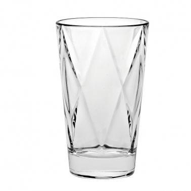 Стъклена чаша за вода / безалкохолни напитки  280мл CONCERTO 68054 - VIDIVI