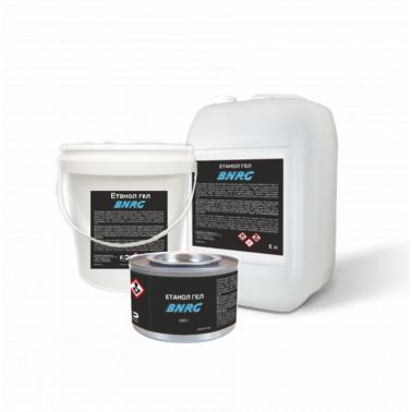 Етанол гел за горене 4 кг - Bulenergy