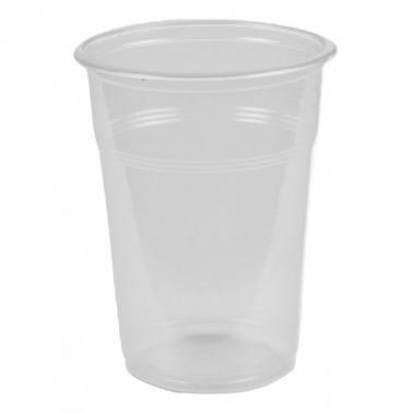Пластмасова чаша 350/400мл.