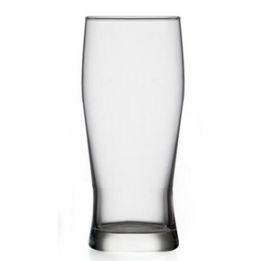 Стъклена чаша за бира 300мл КРОНОС 92500
