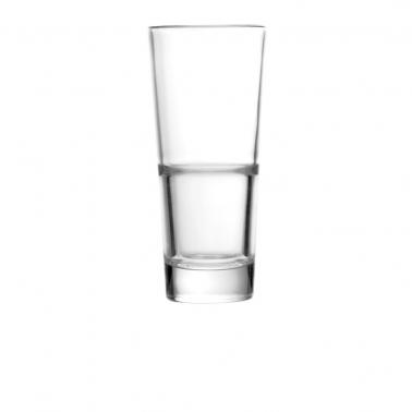 Стъклена чаша за вода / безалкохолни напитки  300мл КРОНОС 51070 ОКСФОРД