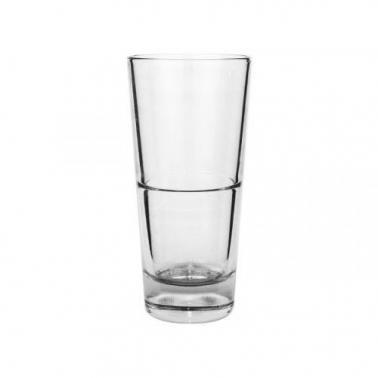 Стъклена чаша за вода / безалкохолни напитки  350мл КРОНОС 51071 ОКСФОРД