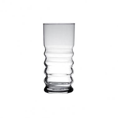 Стъклена чаша за вода / безалкохолни напитки  400мл КРОНОС 91805 ТУИСТ