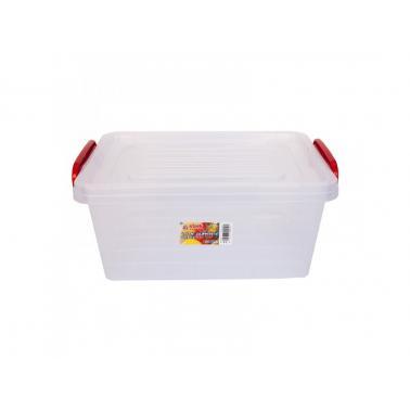 Пластмасова кутия за съхранение, правоъгълна 5л