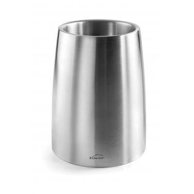 Иноксов охладител за вино двустенен  ф10.5 см h19.5 см - Lacor