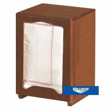 Дървен салфетник 11x9,5x15см - Pujadas