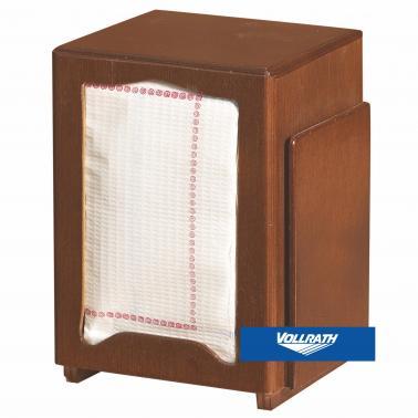 Дървен салфетник със стойка за меню 11x9,5x15см - Pujadas