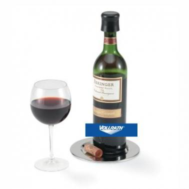 Иноксова поставка за бутилка вино ф15,6см - Pujadas