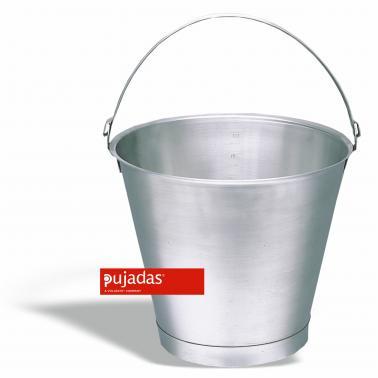 Иноксова кофа 12л, ф 31см, H 28,5см - Pujadas