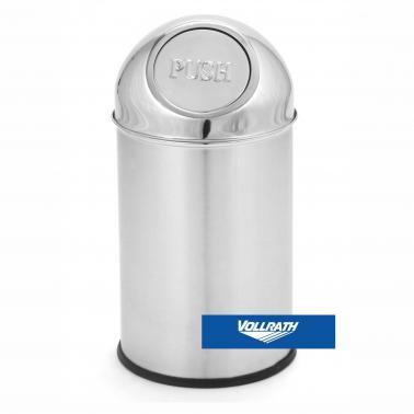 Иноксово кошче за маса ф12/h21см - Pujadas