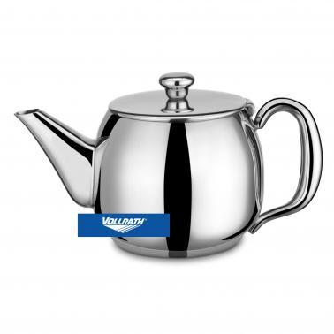 Иноксов чайник с филтър   500мл  ATLANTIS   - Pujadas