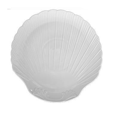 Порцеланово плато мида 24см  SEA FOOD (GR 24 ITB)ГП  - Gural Porselen