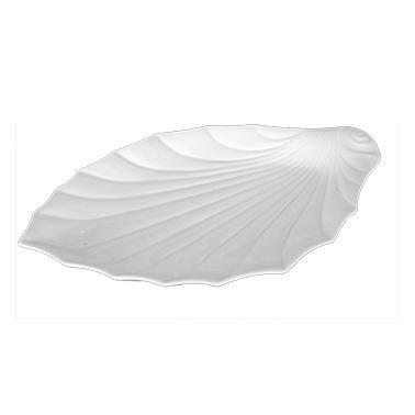 Порцеланово плато рапан широко 41см   SEA FOOD (ESPRD 41 DKSV)ГП  - Gural Porselen