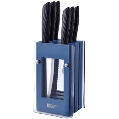 Комплект кухненски ножове  6 бр. на стойка Spectrum  Lagoon - Richardson Sheffield