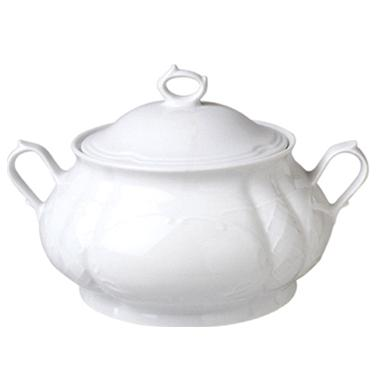 Порцеланов супник 3,2л  FLORA (FLO 01 CR)ГП  - Gural Porselen